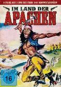 Cover-Bild zu Stephen McNally (Schausp.): Im Land der Apachen