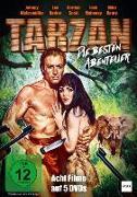 Cover-Bild zu Johnny Weissmüller (Schausp.): Tarzan - Die besten Abenteuer