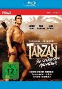Cover-Bild zu Gordon Scott (Schausp.): Tarzan - Die schärfsten Abenteuer