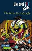 Cover-Bild zu Blanck, Ulf: Die drei ??? Kids 5: Flucht in die Zukunft