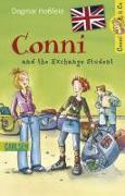 Cover-Bild zu Hoßfeld, Dagmar: Conni and the Exchange Student