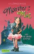 Cover-Bild zu Saddlewick, A.B.: Monster Mia und das große Fürchten