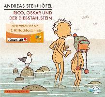 Cover-Bild zu Steinhöfel, Andreas: Rico, Oskar und der Diebstahlstein