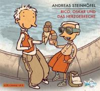 Cover-Bild zu Steinhöfel, Andreas: Rico, Oskar und das Herzgebreche