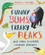 Cover-Bild zu Morss, Alex: Funny Bums, Freaky Beaks