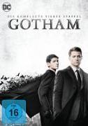 Cover-Bild zu Sean Pertwee (Schausp.): Gotham: Die komplette 4. Staffel