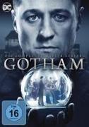 Cover-Bild zu Sean Pertwee (Schausp.): Gotham - Staffel 3