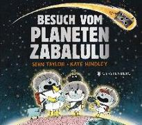 Cover-Bild zu Taylor, Sean: Besuch vom Planeten Zabalulu