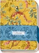 Cover-Bild zu Schöll, Stephan (Gestaltet): Gefährlich schön Mini-Notizhefte - Motiv Blauer Vogel