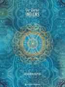 Cover-Bild zu Schöll, Stephan (Gestaltet): Der Zauber Indiens Geschenkpapier-Heft - Motiv Blaue Träume