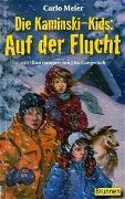Cover-Bild zu Meier, Carlo: Die Kaminski-Kids: Auf der Flucht