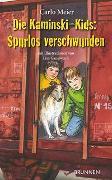 Cover-Bild zu Meier, Carlo: Die Kaminski-Kids: Spurlos verschwunden