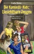Cover-Bild zu Meier, Carlo: Die Kaminski-Kids: Unsichtbare Zeugen