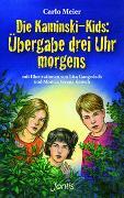Cover-Bild zu Meier, Carlo: Die Kaminski-Kids: Übergabe drei Uhr morgens