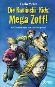 Cover-Bild zu Meier, Carlo: Die Kaminski-Kids: Mega Zoff!