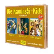 Cover-Bild zu Meier, Carlo: Die Kaminski-Kids: Die Jubiläums-Hörspiel-Box