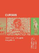 Cover-Bild zu Boberg, Britta: Cursus, Bisherige Ausgabe A, Latein als 2. Fremdsprache, Texte und Übungen