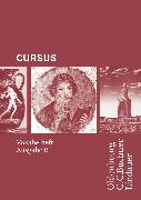 Cover-Bild zu Boberg, Britta: Cursus, Ausgabe B - Gymnasien Baden-Württemberg, Bayern, Nordrhein-Westfalen, Sachsen, Saarland und Thüringen, Latein als 2. FS, Vokabelheft
