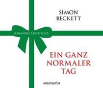 Cover-Bild zu Beckett, Simon: Ein ganz normaler Tag