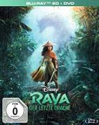 Cover-Bild zu Raya und der letzte Drache, Deluxe Set (BD + 1 DVD + Art Cards)