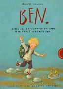 Cover-Bild zu Scherz, Oliver: Ben