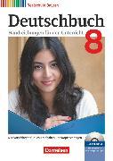 Cover-Bild zu Bildl, Gertraud: Deutschbuch, Sprach- und Lesebuch, Realschule Bayern 2011, 8. Jahrgangsstufe, Handreichungen für den Unterricht mit CD-ROM, Mit Vorschlägen für Schulaufgaben und Kopiervorlagen