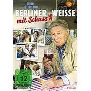 Cover-Bild zu Gregan, Ralf: Berliner Weisse mit Schuss