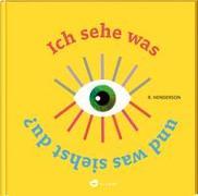 Cover-Bild zu Henderson, Robert: Ich sehe was und was siehst du?