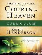 Cover-Bild zu Henderson, Robert: Receiving Healing from the Courts of Heaven Curriculum: Removing Hindrances That Delay or Deny Your Healing