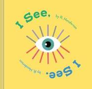 Cover-Bild zu Henderson, Robert: I See, I See