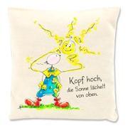 Cover-Bild zu Oups Duftkissen - Kopf hoch, die Sonne lächelt von oben