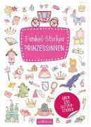 Cover-Bild zu Funkel-Sticker Prinzessinnen