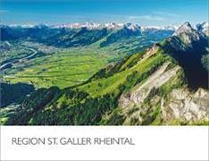 Cover-Bild zu Region St. Galler Rheintal