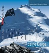Cover-Bild zu Wallis - deine Berge