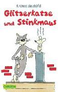 Cover-Bild zu Steinhöfel, Andreas: Glitzerkatze und Stinkmaus
