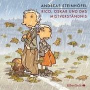 Cover-Bild zu Steinhöfel, Andreas: Rico, Oskar und das Mistverständnis
