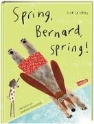 Cover-Bild zu Stickley, Lisa: Spring, Bernard, spring!