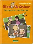 Cover-Bild zu Steinhöfel, Andreas: Rico & Oskar (Kindercomic): Die Sache mit den Öhrchen