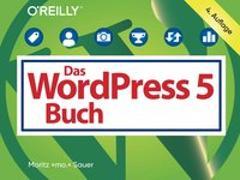 Cover-Bild zu Das WordPress-5-Buch