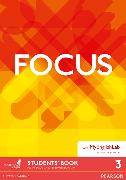 Cover-Bild zu Focus BrE Level 3 Student's Book & MyEnglishLab Pack