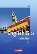 Cover-Bild zu English G 21. Ausgabe A3. Workbook