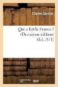 Cover-Bild zu Garnier-C: Qui a Fait La France ? Deuxième Édition