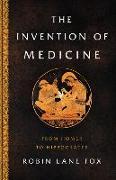 Cover-Bild zu Fox, Robin Lane: Invention of Medicine