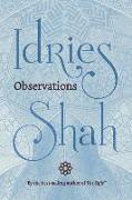 Cover-Bild zu Shah, Idries: Observations