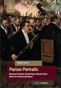 Cover-Bild zu Peters, Rainer: Pariser Portraits