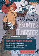 Cover-Bild zu Molkow, Wolfgang: Wenn die Musik nicht wär'