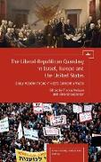 Cover-Bild zu Maissen, Thomas (Hrsg.): The Liberal-Republican Quandary in Israel, Europe and the United States