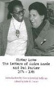 Cover-Bild zu Lorde, Audre: Sister Love: The Letters of Audre Lorde and Pat Parker 1974-1989
