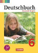 Cover-Bild zu Berghaus, Christoph: Deutschbuch, Sprach- und Lesebuch, Erweiterte Ausgabe, 6. Schuljahr, Schülerbuch