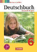 Cover-Bild zu Berghaus, Christoph: Deutschbuch, Sprach- und Lesebuch, Erweiterte Ausgabe - Nordrhein-Westfalen, 6. Schuljahr, Schülerbuch